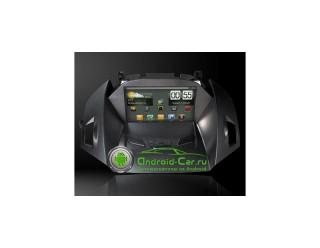 Ca-Fi. Автомагнитола на Android для Ford Kuga. 1ghz проц, 512 RAM, емкостной экран.