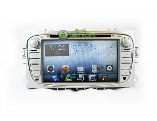 Dashlinq Ca-Fi. Штатная автомагнитола на Android для Ford