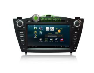 Штатная автомагнитола на Android 4.2. для Hyundai IX35. CarPad Duos.
