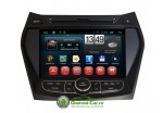 Штатная автомагнитола на Android 4.2 для Hyundai Santa Fe New IX45 2013 CARMEDIA KR-8022