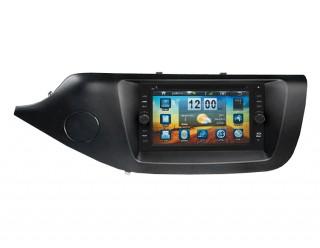 Штатная автомагнитола на Android для KIA Ceed 2014. Navipilot Droid