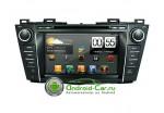 Ca-Fi. Штатное головное устройство на Android для Mazda 5 (с 2004-2010 г.)