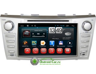 Штатная автомагнитола на Android 4.2 для Toyota Camry XV-40 (2006-2011). Carpad3 1,5 ghz проц, 1gb RAM.