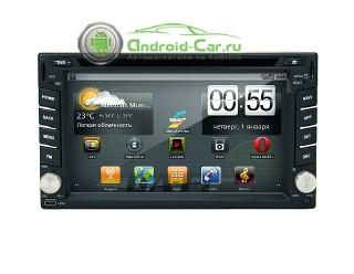 Универсальное 2DIN головное устройство на Android для всех авто. Ca-Fi 620800