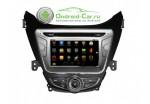 Штатное головное устройство на Android для Hyundai Elantra J5 2012 / Avante. Ca-Fi