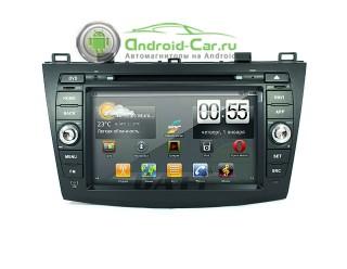 Ca-Fi. Штатное головное устройство на Android для Mazda 3 New (с 2011 г.)