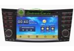Штатное головное устройство на Android для Mercedes E-Class W211 / CLS W219 / CLK W209 / G W463