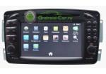 Штатное головное устройство на Android для Mercedes Viano / Vaneo / Vito / G-w463