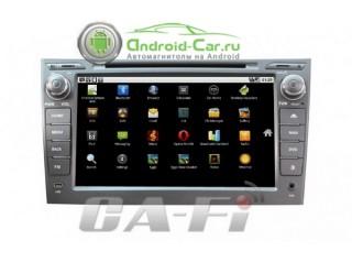 Штатное головное устройство на Android для Toyota Corolla. Ca-Fi.
